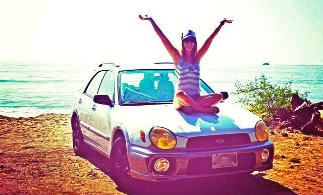 My Car: Jasmine.