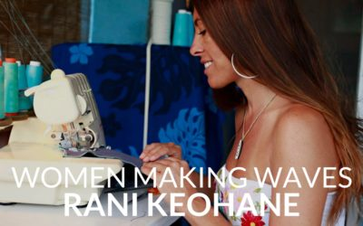 Ranifly Bikinis: The Evolution from Sailing to Sewing