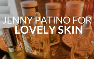 Best Facial on St John: Jenny Patino
